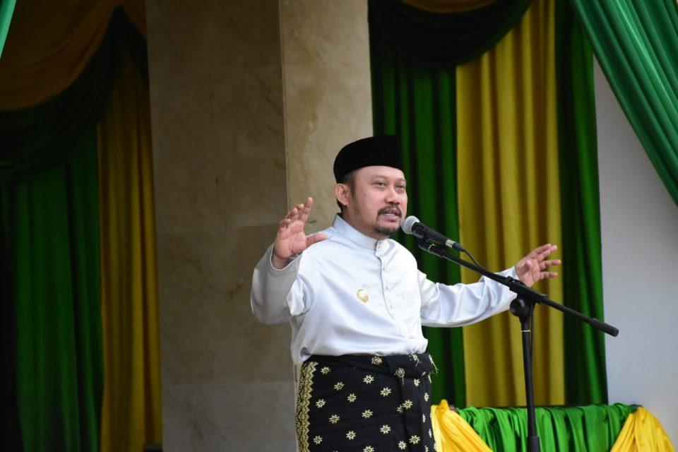 Bupati Kampar Catur Sugeng Susanto, cakrawarta